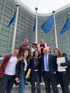 stretnutie v Bruseli
